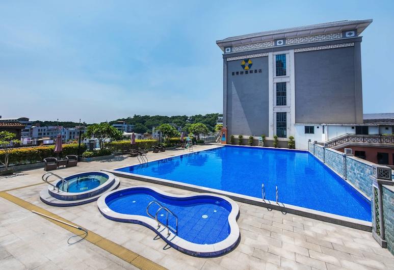 Xiang Yun Sha Garden Hotel, Foshan, Εξωτερική πισίνα