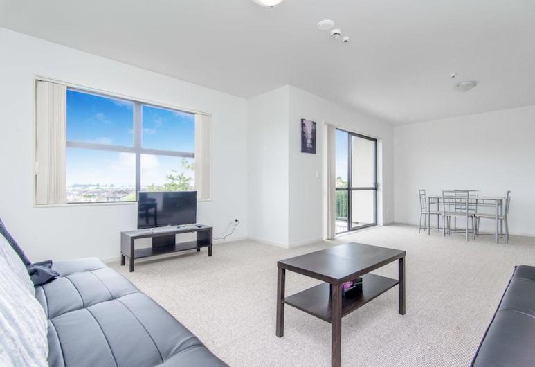 Cozy & Contemporary Apartment, Flat Bush, Klasisks dzīvokļnumurs, divas guļamistabas, Numurs