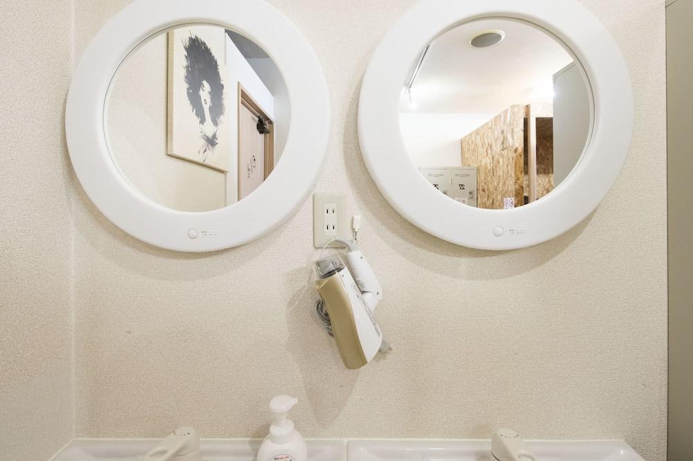 غرفة عائلية - حوض الحمام