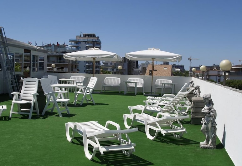 Hotel Myriam, Lignano Sabbiadoro, Terrazza/Patio