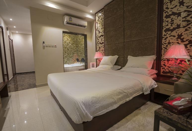 Retaj Hotel Apartments, Аль-Кхардж, Студія, ванна з гідромасажем (VIP), Житлова площа