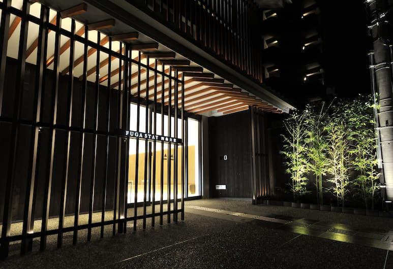 FUGASTAY Shijo Omiya, Kyoto, Hotellets indgang