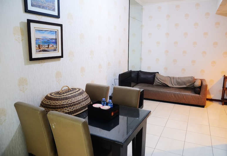 2 Bedroom Pool View Sudirman Park By Travelio, Jakarta