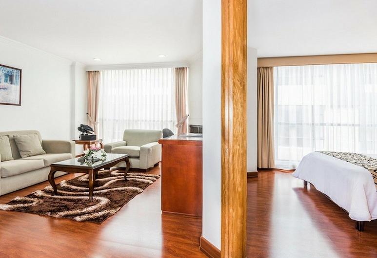 北波哥大 096 號公寓客房飯店, 波哥大