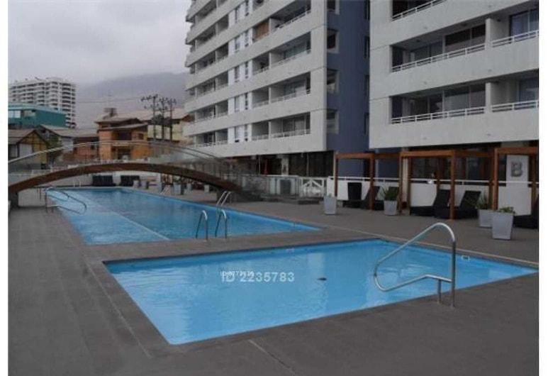 Departamento VIP Frente al Mar 034 - Iquique, Iquique, Outdoor Pool