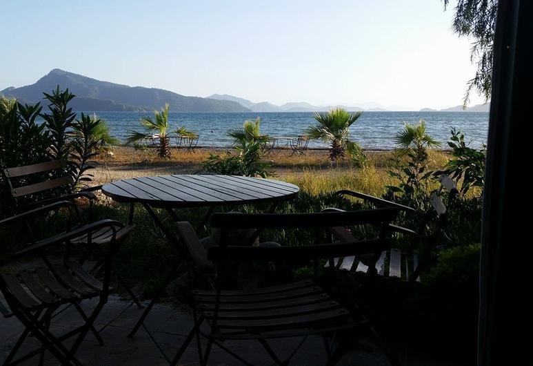 Angora Motel & Camping & Restaurant, Marmaris, Teras/Veranda