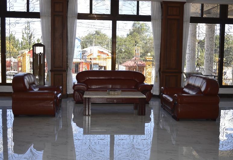 Asia and Africa Hotel, Antananarivo, Lobby Sitting Area