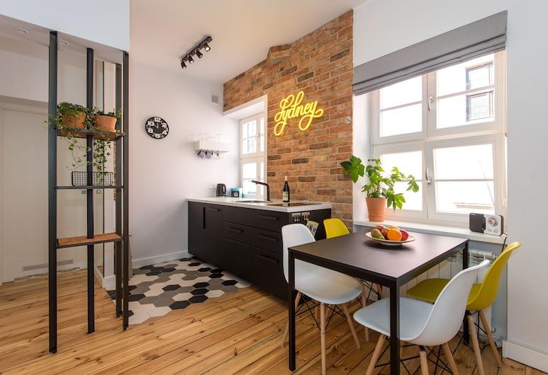 Bliss Apartments Sydney, Poznan, Suite estudio, Habitación