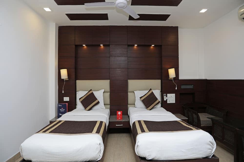 Kamar Double atau Twin Standar, kamar mandi pribadi - Kamar mandi