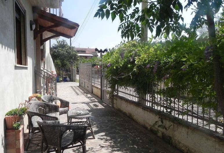 Villa Sole Luna, Ascea, Terrace/Patio