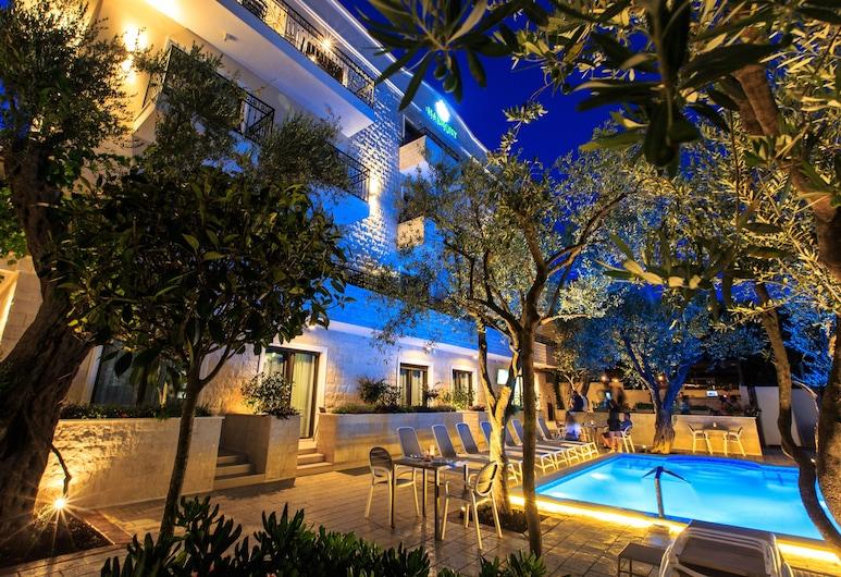 Hotel Harmony, Petrovac, Terrace/Patio