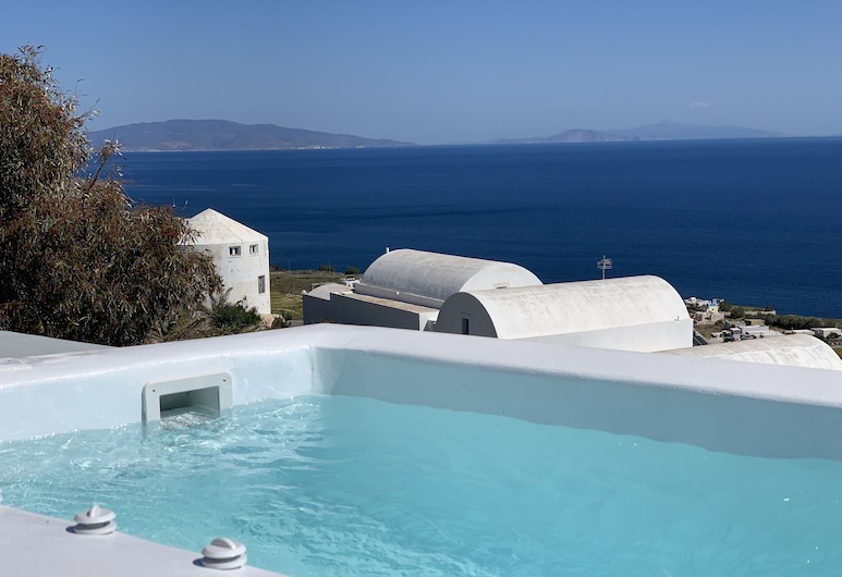 SUNRISE PRIVATE VILLAS, Santorini, Villa, 2 Bedrooms, Pool