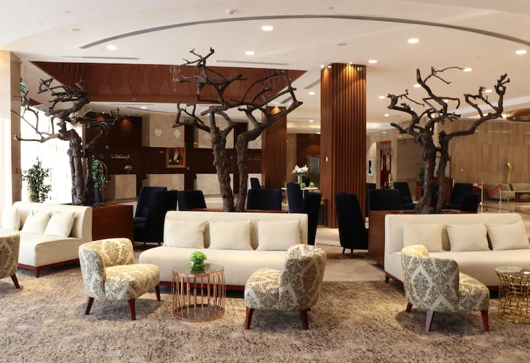 Levatio Hotel Muscat, Muscat, Lobby