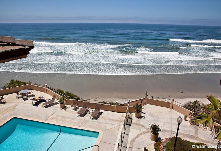 Beach Daze Always! Premium 3br Oceanview Dmbc763 - 3 Bedroom Townhouse, Solana Beach, Uitzicht vanuit de accommodatie