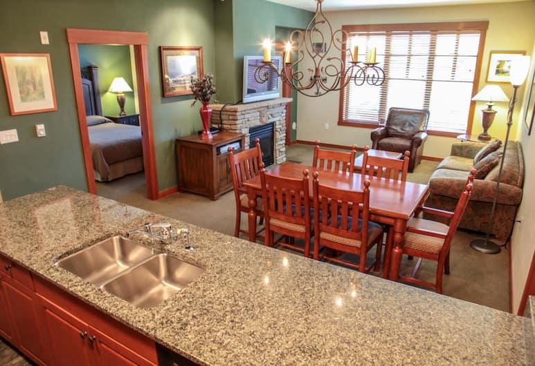 Grand Sierra Lodge #1421 2 Bedroom Condo, Mammoth Lakes