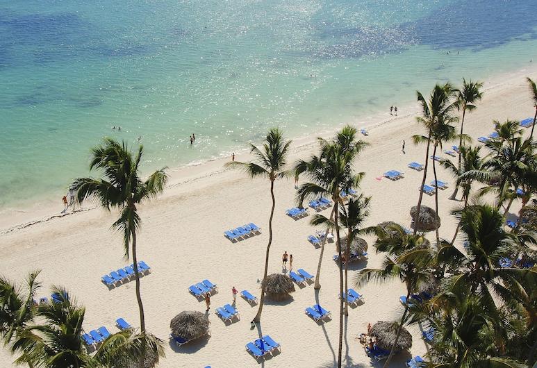 Melia Caribe Beach Resort - All Inclusive, Punta Cana, Blick vom Hotel