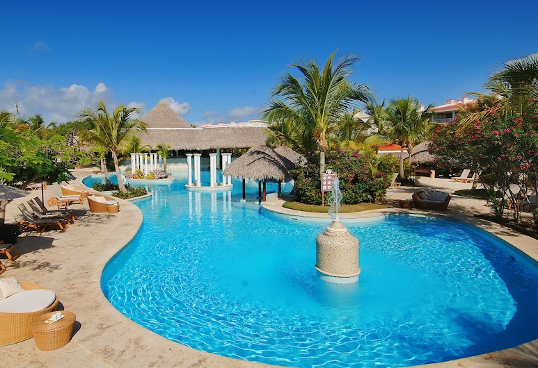 Melia Caribe Beach Resort - All Inclusive, Punta Cana, Πισίνα