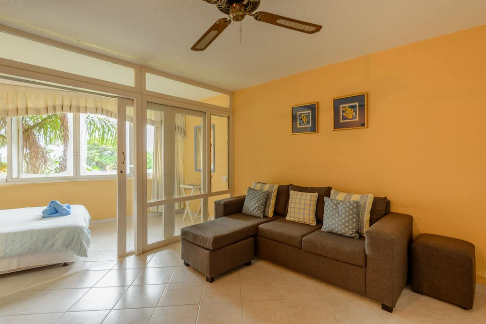 Family House, 1 Bedroom - Living Area