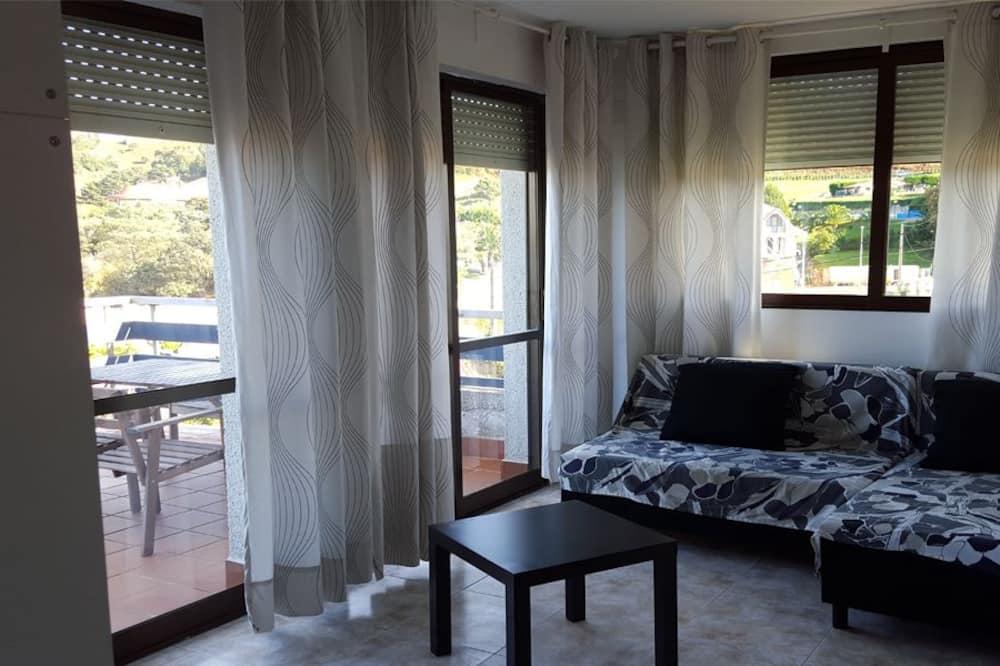 Appartamento, vista spiaggia (2) - Area soggiorno