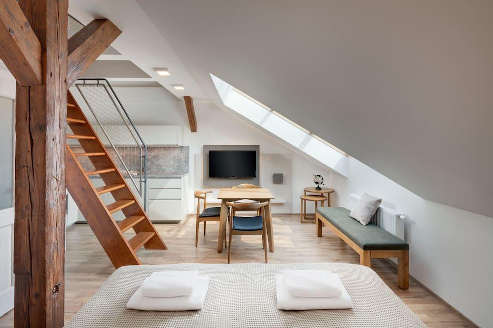 Estudio Deluxe - Habitación