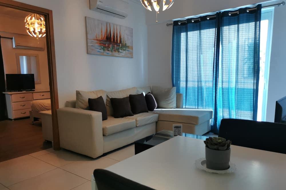 Standard Deluxe 55mt2 Apartment - Living Area
