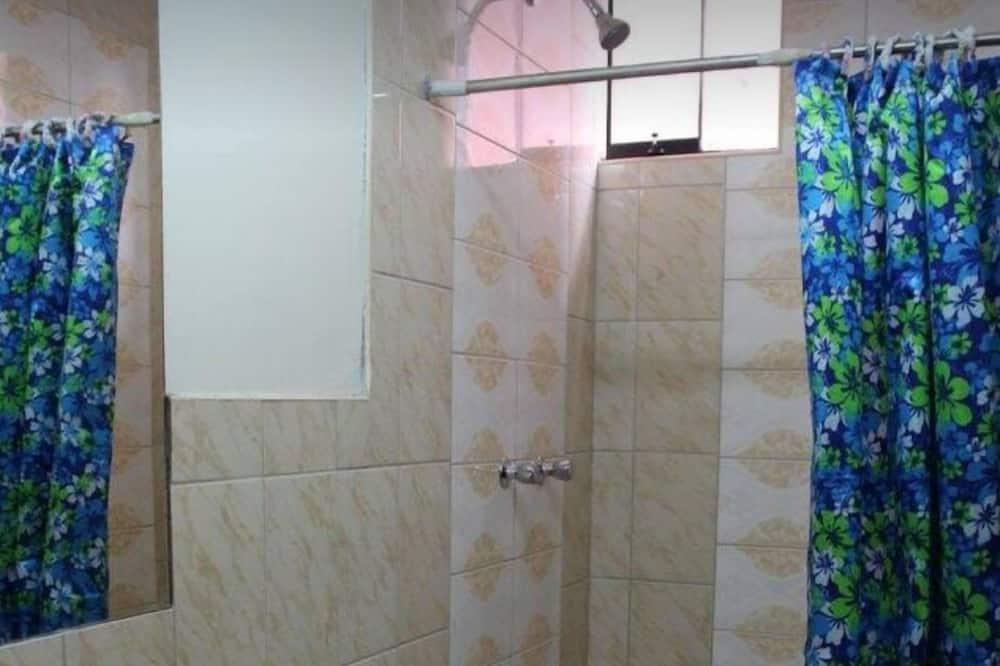 单人房, 1 张双人床 - 浴室