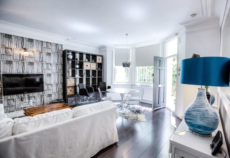 Eson2 - The Abbey Road Gem Apartment, London, Külaliskorter, 2 magamistoaga, Elutuba