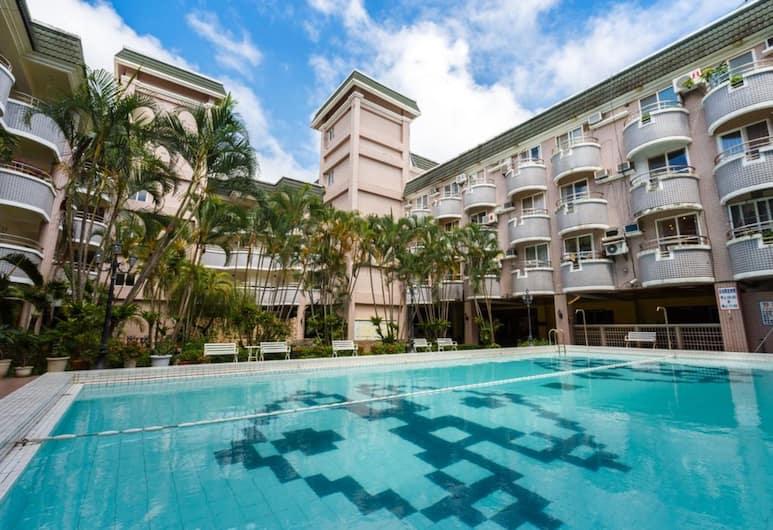月光海公寓, 恆春鎮, 室外游泳池