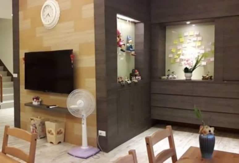 妙妙的家, 台東市, 大廳休息區