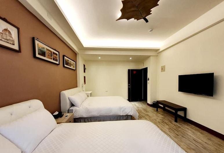 Miao Miao de jia, Taitung, Standard Quadruple Room, Guest Room