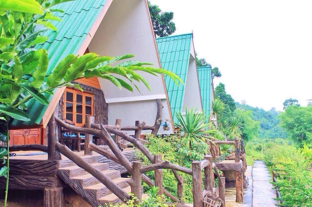 Family Room with Mountain View  - Balkon
