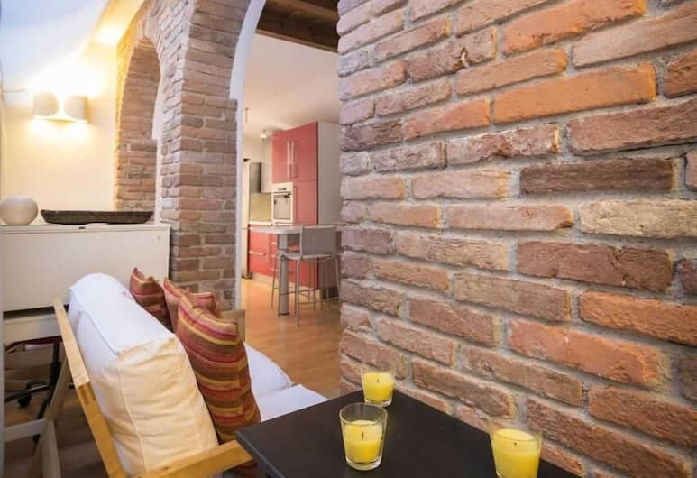 B&B Casa Vacanze - BoTep, Bergame, Appartement, 1 chambre, Coin séjour