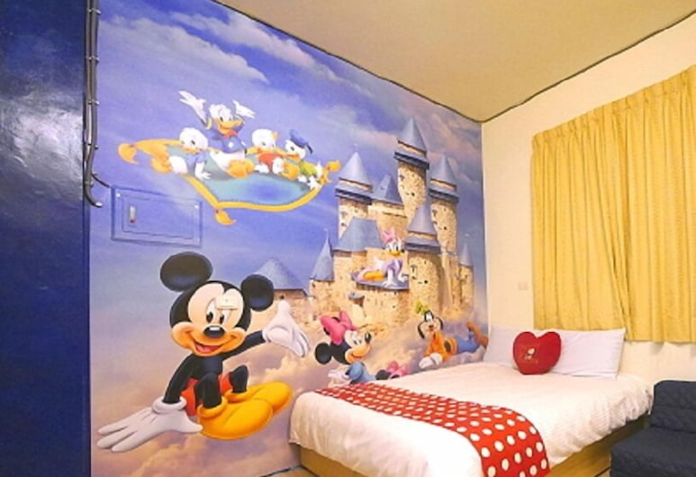 Mickey House-Qinghe, Taichung, Basic Double Room, Guest Room