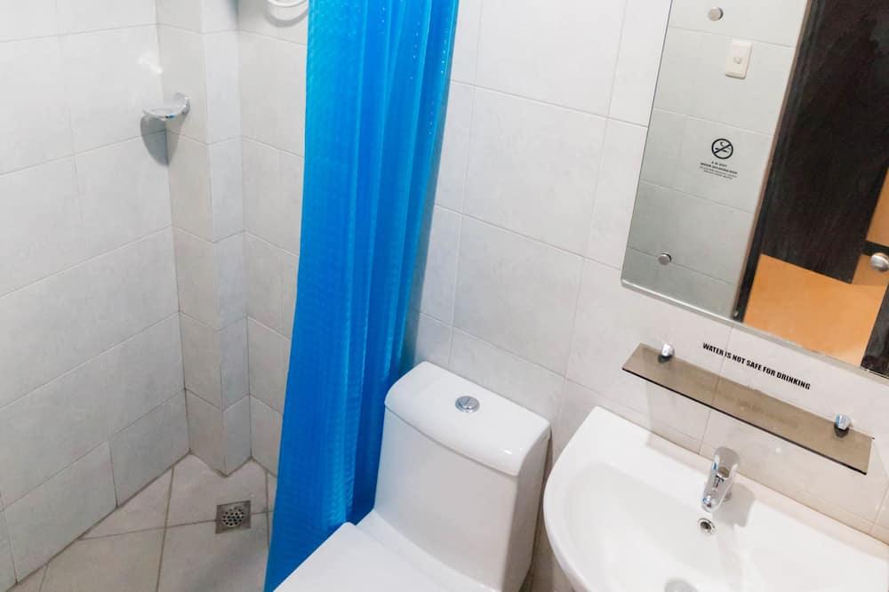 Chambre Standard, 2 lits une place - Salle de bain