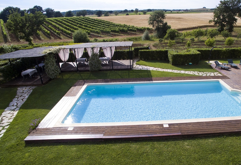 Agriturismo I tre Fossi, Magliano in Toscana, Pool