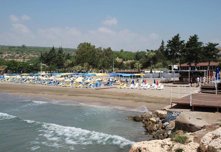 Queenaba Beach, Erdemli, Beach