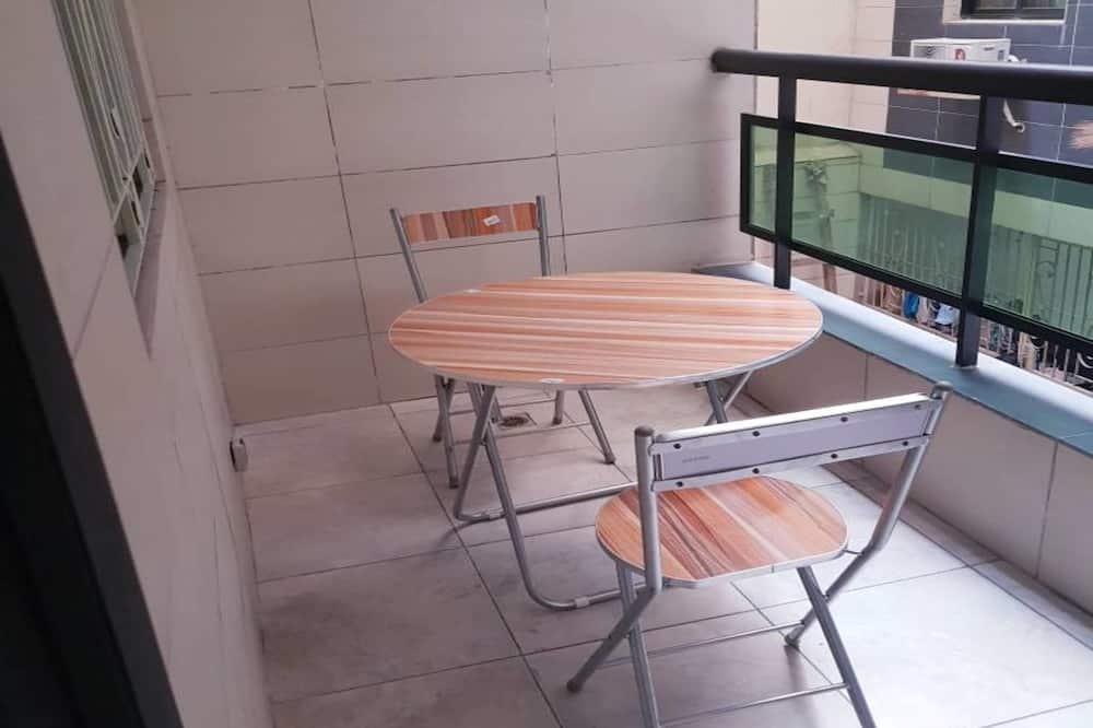 Comfort Apartment, Balcony, City View - Balcony