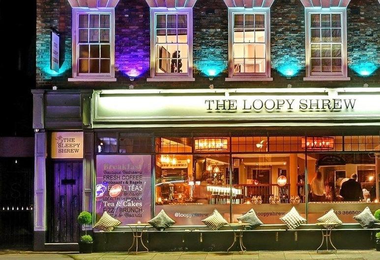 The Loopy Shrew, Šrusberis