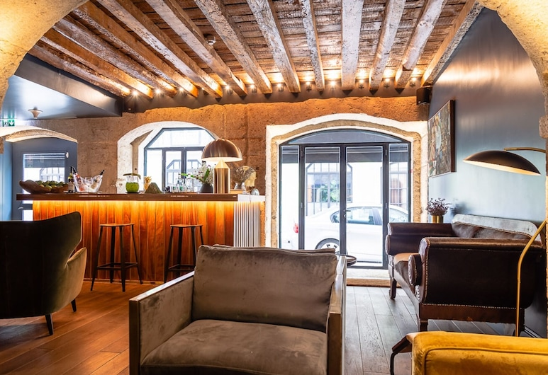 Dare Lisbon House, Lissabon, Lobby-Lounge