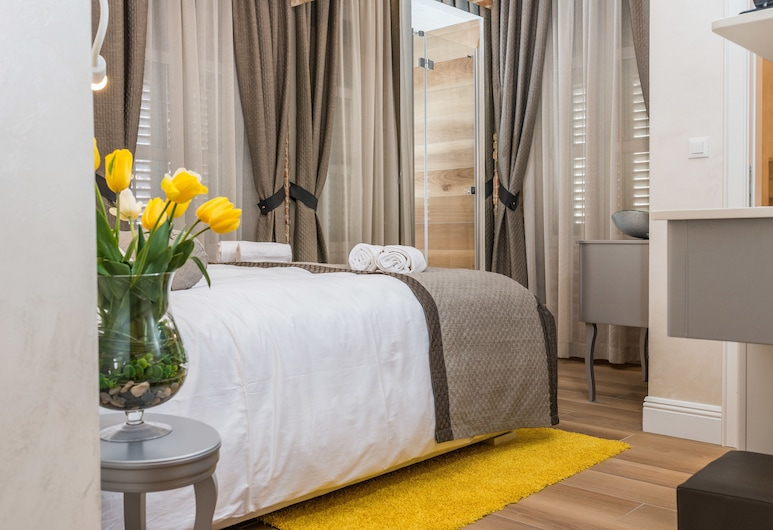 Zara Palace - Design Rooms, Zadar, Design Double or Twin Room, 1 Bedroom, City View(Room 12), Tuba