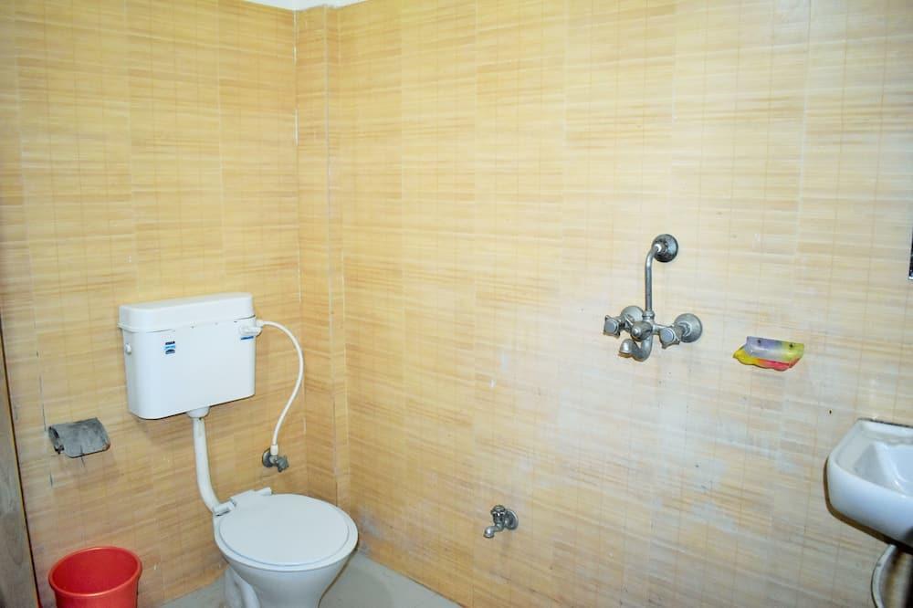 Standard Room Non AC - Bathroom