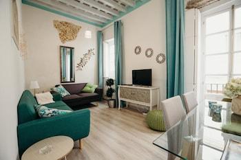 Cadiz — zdjęcie hotelu Apartamento Aromas del Mercado