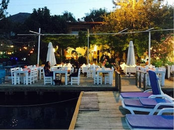 Foto di Dantel Restaurant & Pension a Marmaris