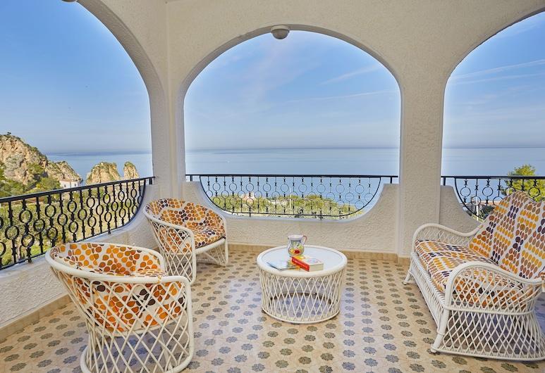 VILLA DEL CARRUBO, Castellammare del Golfo, Villa, 5 habitaciones, Terraza o patio