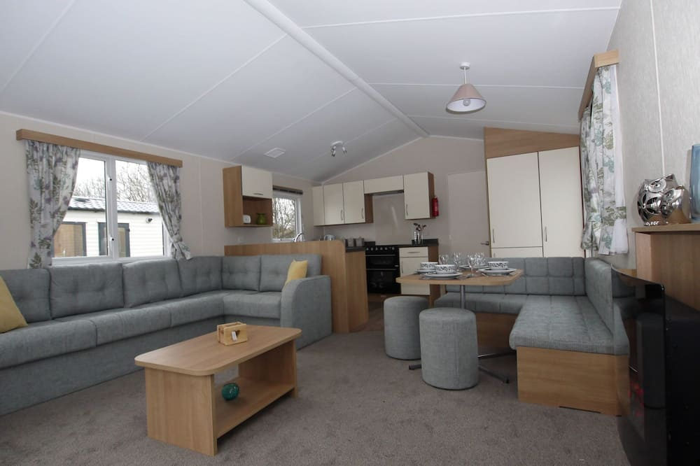 Mobile Home - Living Area