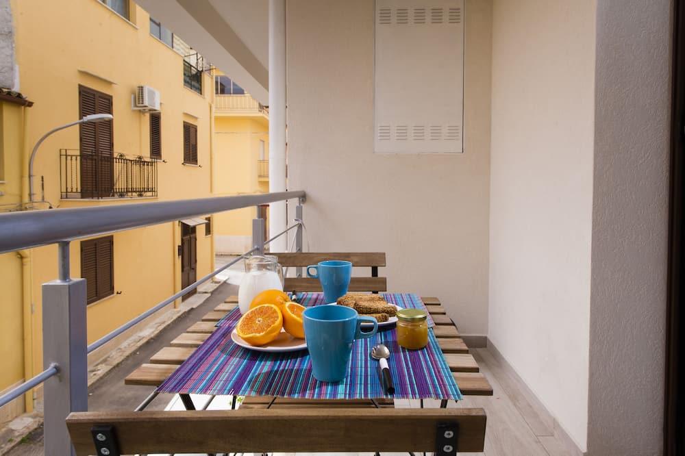 Apartmán, 3 spálne - Balkón