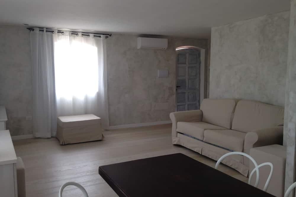 Comfort-lejlighed - 1 soveværelse - Stue