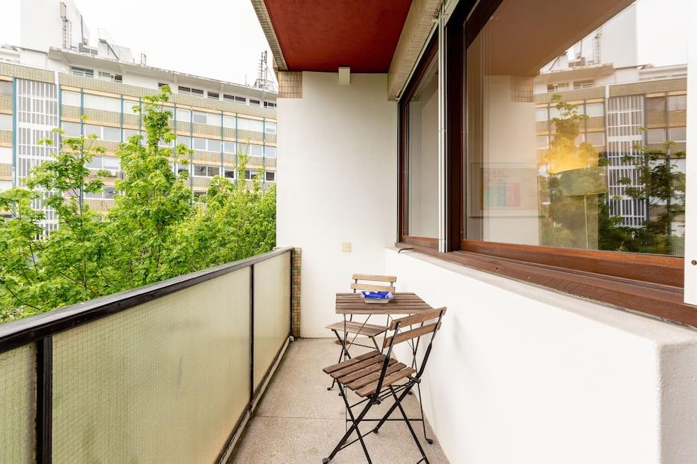 Family Apartment, 3 Bedrooms, Balcony (3EF) - Balcony