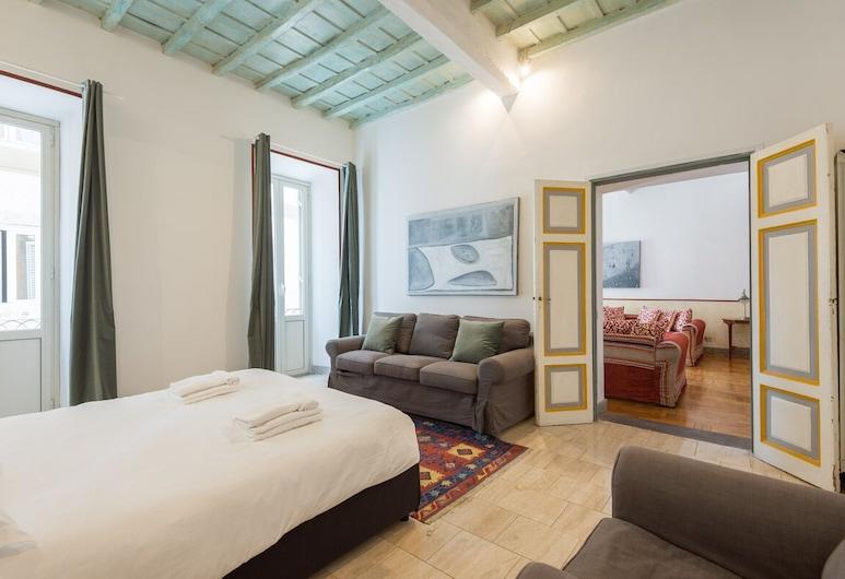 Farnese Stylish Apartment, Rome, Apartment, Multiple Beds, City View (Farnese Stylish Apartment), Room