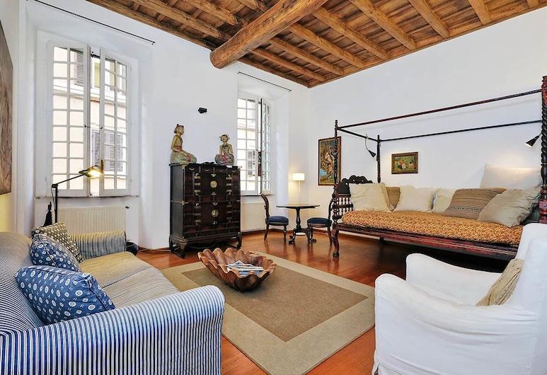 Monti Colosseum House Apartment, Rom, Ferienhaus, Mehrere Betten, Stadtblick (Monti Colosseum House Apartment), Zimmer